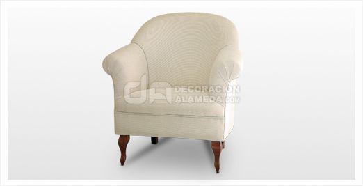 sillones de dormitorio